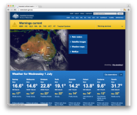 The Bureau of Meteorology (BOM)