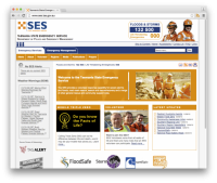 The State Emergency Service (SES)