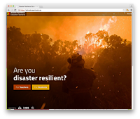 Disaster Resilience Education Tasmania
