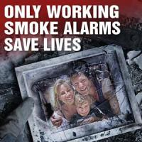 Change your clock, change your smoke alarm battery A4