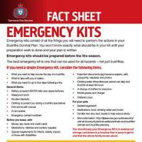 Emergency Fact Sheet